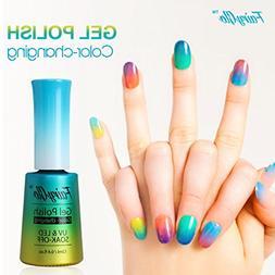Fairy Glo  Gel Nail Polish UV LED Thermal Temperature Changi