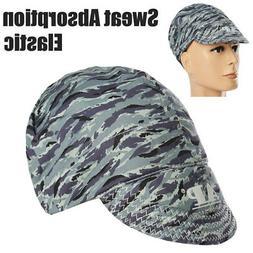Fashion Cotton Welding Caps Welders Protect Hat Unisex Hip H