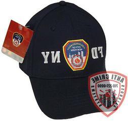 7031d4e8e FDNY Hat Baseball Cap Licensed By The Ne...