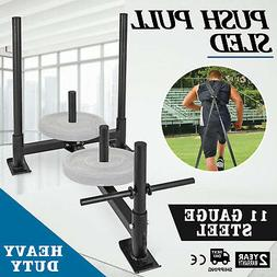 Fitness HD Speed Weight Sled Low Push Pull Training Transfor