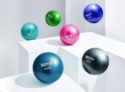 Vitos Fitness Toning Soft Weighted Mini Ball | Medicine Ball