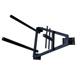 Fitness Weight Sled Low Push Pull Heavy High Training Resist