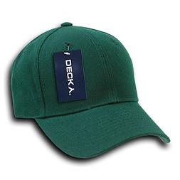 DECKY Fitted Cap, Forest, 7 1/4