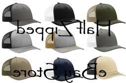 Richardson Five-Panel Snapback Trucker Cap Baseball Hat 112F