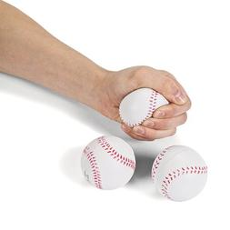 Foam Relaxable Realistic Baseball Sport Balls  by Fun Expres
