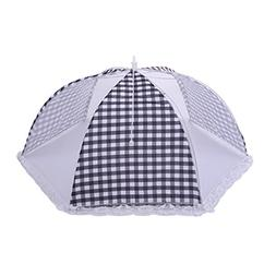 TEERFU 3Pack food tents Mesh Screen Food Cover Tent Umbrella