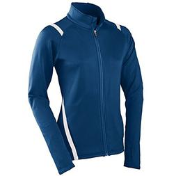 Augusta Sportswear WOMEN'S FREEDOM JACKET 2XL Navy/White