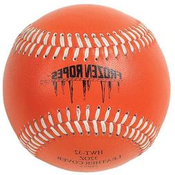 Markwort Frozen Ropes Heavy Weighted Baseballs, Orange