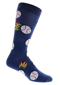 fun patterned novelty crew socks
