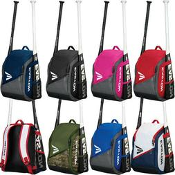 Easton Game Ready Youth Backpack Baseball & Softball Bat Pac
