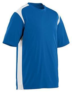 Augusta Sportswear Gameday crew - ROYAL/WHITE - 4XL