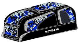 Diamond Gear Box Baseball Bag  - NEW CAMO COLORS - Royal Cam