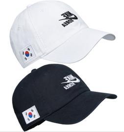 Nike Genuine Korea Heritage H86 Baseball Cap Black White 201