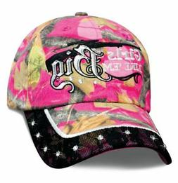 Girls Like Em Big Baseball Cap