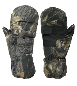 Gloves Winter Hunting Camo Finger Camouflage Warm Shooting M