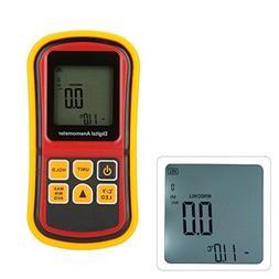 Generic GM8901 Digital Anemometer Wind Speed/Air Velocity/Ai