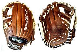 """Mizuno GMVP1150V RHT 11.5"""" MVP Vintage Baseball Infield Glov"""