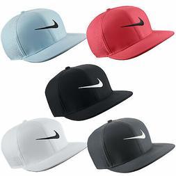 Nike Golf 2018 Aerobill Flat Bill Adjustable Cap Hat 892643
