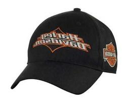 Harley-Davidson Men's Joy Ride Bar & Shield Baseball Cap - B