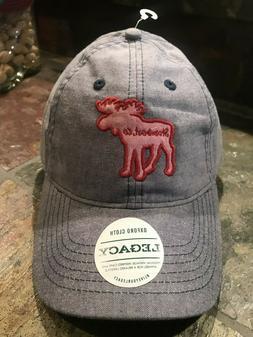 Hat Cap Steamboat Colorado Moose Oxford Cloth golf hike fish