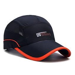 Gisdanchz Hat Quick Dry,Mesh Hat for Men,UV Protection Breat