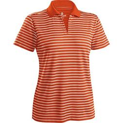 WOMEN'S HELIX POLO Holloway Sportswear XL Orange/White