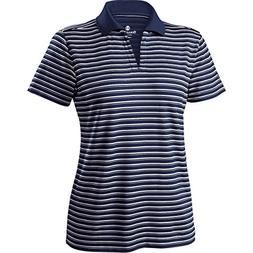 WOMEN'S HELIX POLO Holloway Sportswear L Navy/White