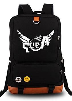 Siawasey Hetalia Axis Powers Anime Cosplay Luminous Backpack