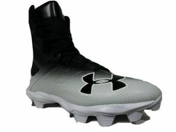 Under Armour Highlight Football Cleats Size 3-5.5 Youth Blac