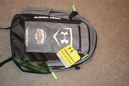 Under Armour Hustle Baseball Softball Gear Bat Backpack Stor