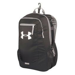 Under Armour Hustle II Baseball/Softball Backpack Bag - Blac