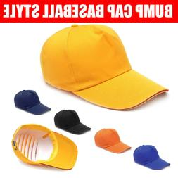 Impact Baseball Style Bump Cap Hard Hat Safety Head Protecti
