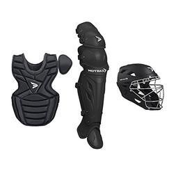 Easton Intermediate M7 Catcher Box Set, Black