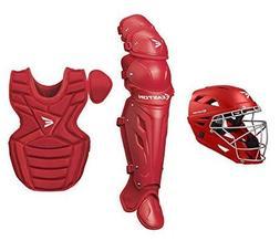 Easton Intermediate M7 Catcher Box Set, Red