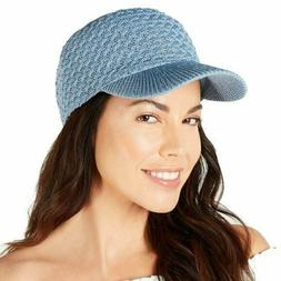 INC INTERNATIONAL CONCEPTS Packable Knit Baseball Cap Blue N