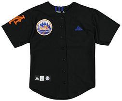 New Jersey Mets MLB Youth Boys Baseball Jersey