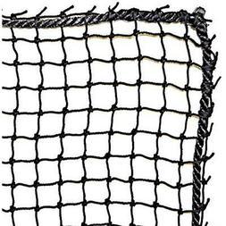 Just For Nets JFN Nylon Golf High Impact Net, 10' x 10', Bla