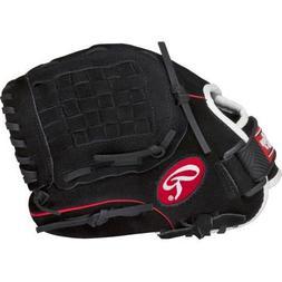 Rawlings Jr Pro Lite 10`` Youth Fielder`S Glove BLACK/WHITE