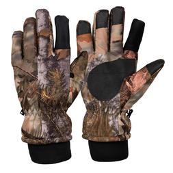 King's Camo Insulated Waterproof Hunting Gloves Mountain Sha