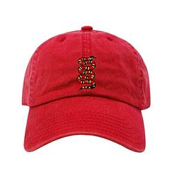 King Snake Dad Hat Cotton Baseball Cap Polo Style Low Profil