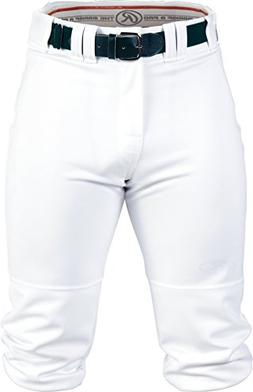 Rawlings  Youth Knee-High Pants, X-Large, White