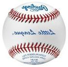"12 Rawlings RLLB1 Little League 9"" 5oz BLEM Baseball Practic"