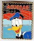 1979 Barbuda $2.50 STAMP PIN Disney Donald Duck NIP