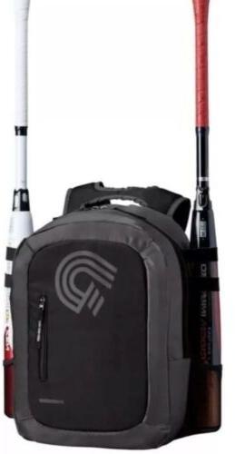 DeMarini 1979 Baseball Bat Bag Back Pack New with Tags Black