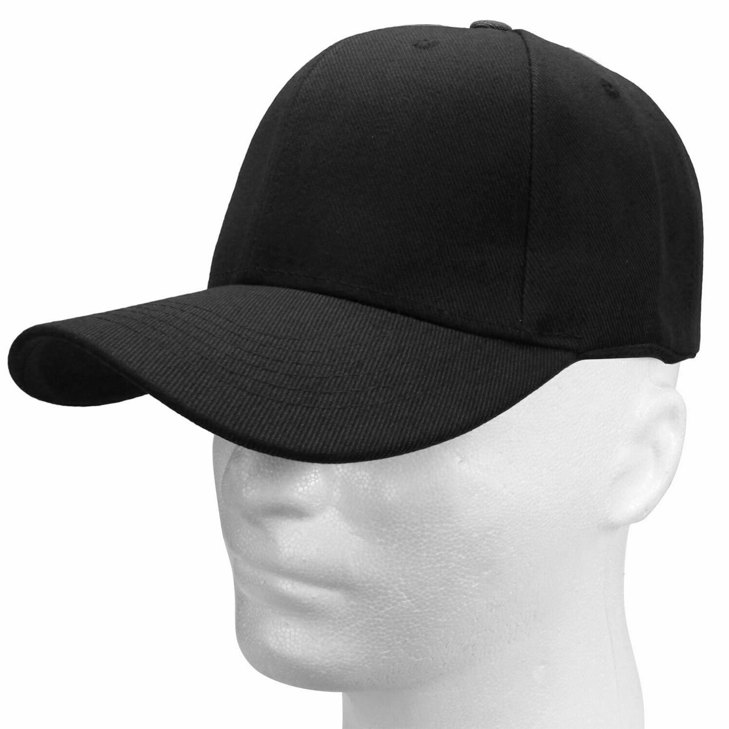 2-pack Classic Cap Golf Size Solid