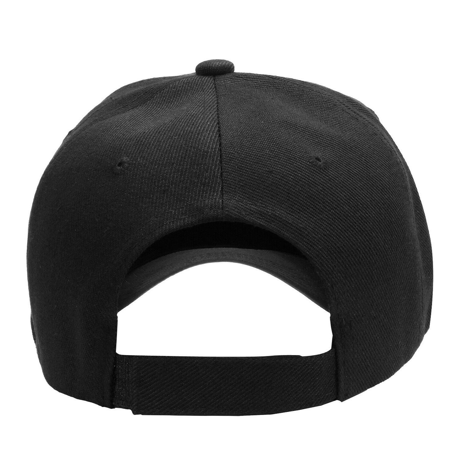 2-pack Cap Hat Size Solid