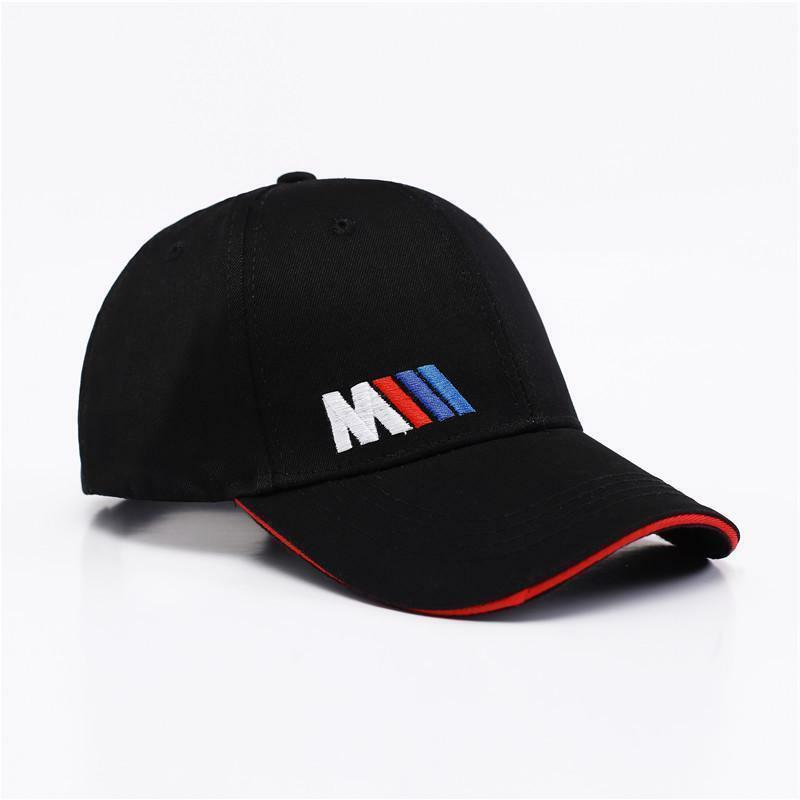 2m power baseball cap embroidery motorsport racing
