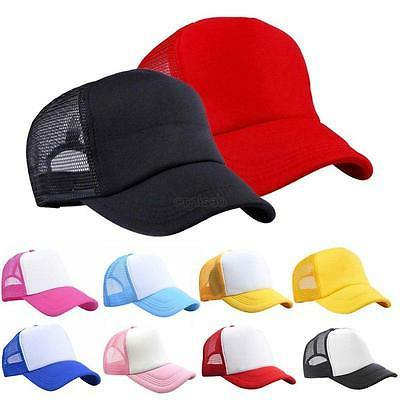For 3-8Y Baby Kids Girl Boy Sport Outdoor Baseball Hat Adjus