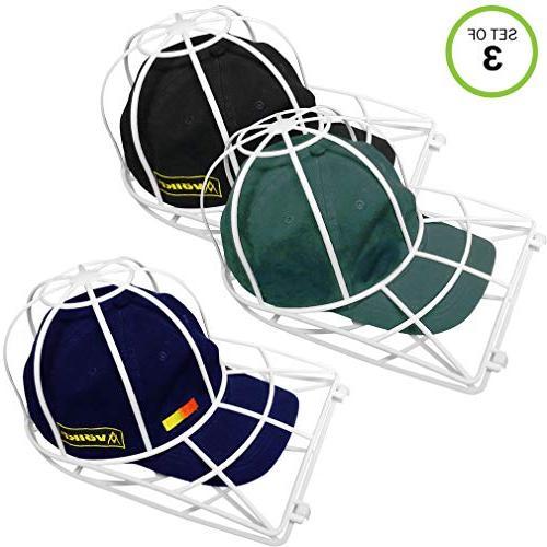 3 ball cap washers