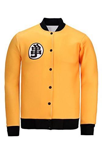 3d stand collar baseball jacket